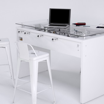 baby-foot modern t11 debuchy by toulet plateau table